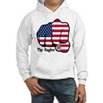 USA Fist 1975 Hooded Sweatshirt