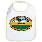 MEAGAN - safari Bib