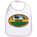 MARLENE - safari Bib