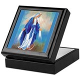 Our Lady of Grace Keepsake Box