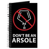 &quot;Arsole II&quot; Journal