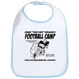Football Camp Bib