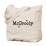 McDreamy McDrooly Tote Bag