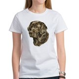Labrador Retriever Chocolate Lab Tee
