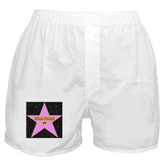Star Power Boxer Shorts