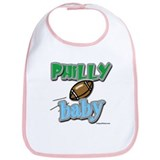 PHILLY baby (BOY) Bib