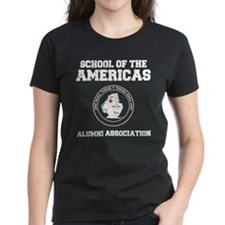 school of the americas Tee