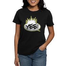 Yee! (Yo! MTV Raps theme) Tee