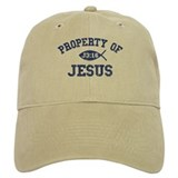 PROPERTY OF JESUS Cap