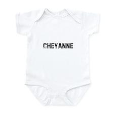 Cheyanne Infant Bodysuit