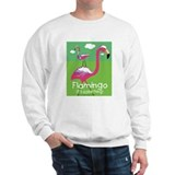 Flamingo a Pink Thing Sweatshirt