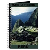 MACHU PICCHU, PERU Journal