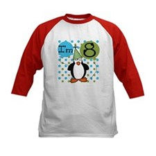 Penguin 8th Birthday Tee