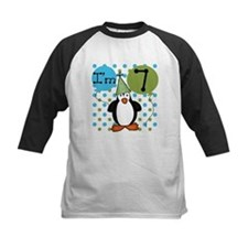 Penguin 7th Birthday Tee