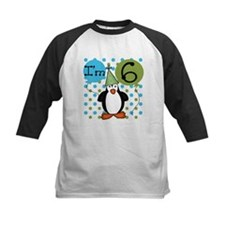 Penguin 6th Birthday Tee