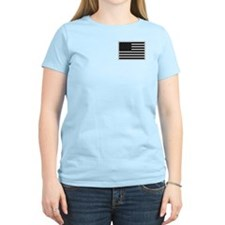 Subdued US Flag Tactical P T-Shirt