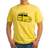 Yellow Bus T