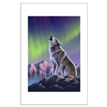 Howling Wolf 2 Large Poster