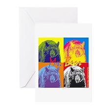 Mr. Bear - Warhol Greeting Cards (Pk of 10)