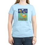 Flamingo Women's Light T-Shirt