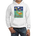 Flamingo Hooded Sweatshirt