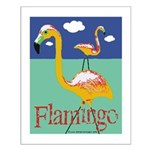 Flamingo Small Poster