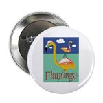 Flamingo Button