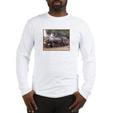 Steam Trains Long Sleeve T-Shirt