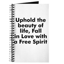 Uphold the beauty of life, Fa Journal