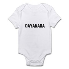 Dayanara Infant Bodysuit