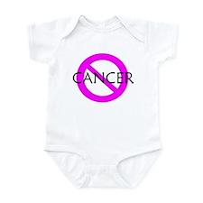 STOP CANCER Infant Bodysuit