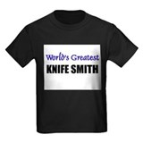Worlds Greatest KNIFE SMITH T
