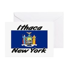 Ithaca New York Greeting Cards (Pk of 10)