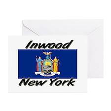 Inwood New York Greeting Cards (Pk of 10)