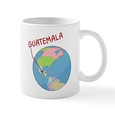 Guatemalan Globe Mug