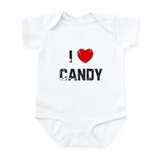 I * Candy Infant Bodysuit