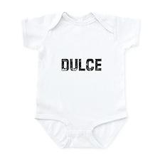 Dulce Infant Bodysuit