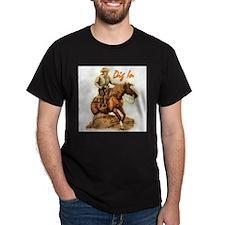 Reining Horse, T-Shirt