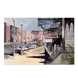 American Street Postcards (Package of 8)