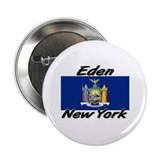 Eden New York Button
