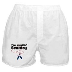 Somethin' Country Boxer Shorts