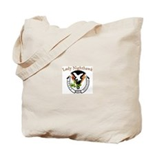 Lady Nighthawk Tote Bag