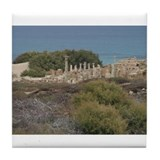 Ancient Libya Collection Tile Coaster