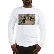 Ancient Petra Collection Long Sleeve T-Shirt
