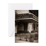 """Colony Theatre"" Greeting Cards (Pk of 10)"