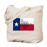 Texas Flag Extra Tote Bag