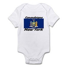 Canandaigua New York Infant Bodysuit