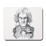Hello, my name is Ludwig Mousepad