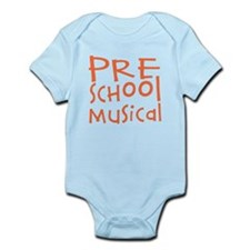 preschool Infant Bodysuit
