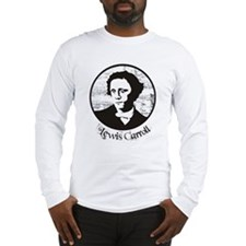 Lewis Carroll Long Sleeve T-Shirt